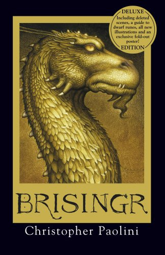 Brisinger: Inheritance Book Three ***SIGNED DELUXE EDITION***: Christopher Paolini