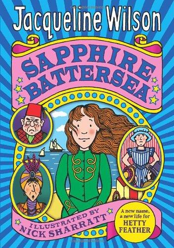 9780385618922: Sapphire Battersea (Hetty Feather)