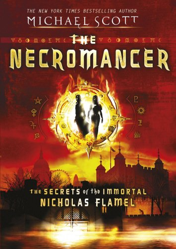 9780385619035: The Necromancer: Book 4 (The Secrets of the Immortal Nicholas Flamel)