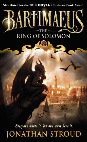 9780385619158: The Ring of Solomon (The Bartimaeus Sequence)