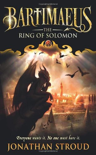 9780385619165: The Ring of Solomon (The Bartimaeus Sequence)