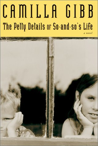 9780385658027: The Petty Details of So-And-So's Life