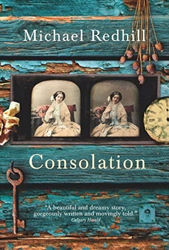 Consolation [SIGNED]: Redhill, Michael