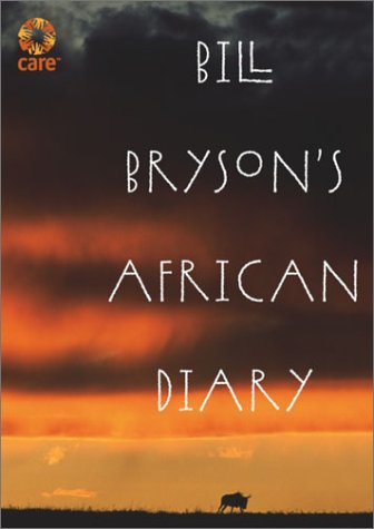 9780385659895: Bill Bryson's African Diary