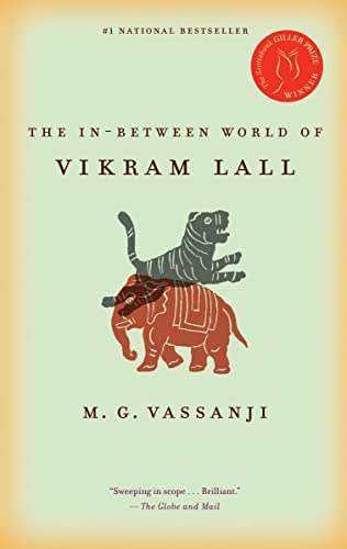9780385659918: The In-Between World of Vikram Lall