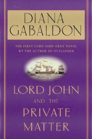 9780385660228: Lord John and the Private Matter