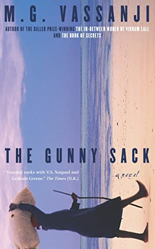 The Gunny Sack (0385660650) by Vassanji, M.G.