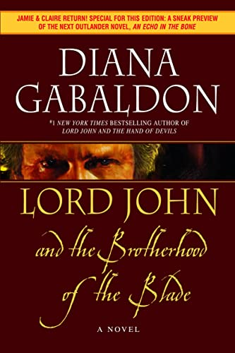 9780385660976: Lord John and the Brotherhood of the Blade (Lord John Grey)