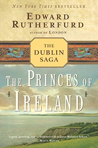 9780385661294: The Princes Of Ireland