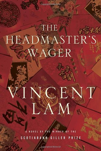The Headmaster's Wager (Autographed copy)