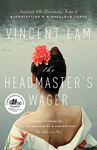 9780385661461: The Headmaster's Wager