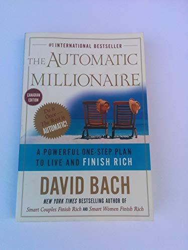 9780385661492: The Automatic Millionaire