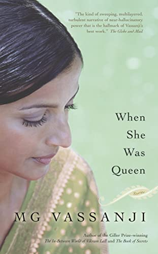 When She Was Queen (0385661770) by M.G. Vassanji
