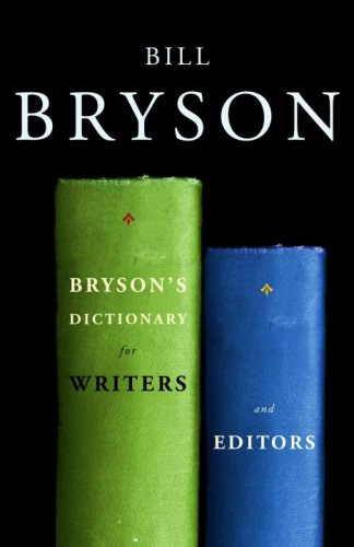 9780385662079: Bryson's Dictionary for Writers and Editors