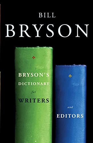 9780385662086: Bryson's Dictionary for Writers and Editors