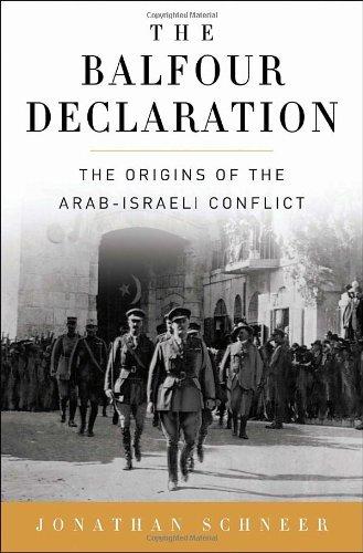 9780385662581: The Balfour Declaration: The Origins of the Arab-Israeli Conflict