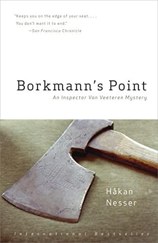 9780385662826: Borkmann's Point: An Inspector Van Veeteren Mystery