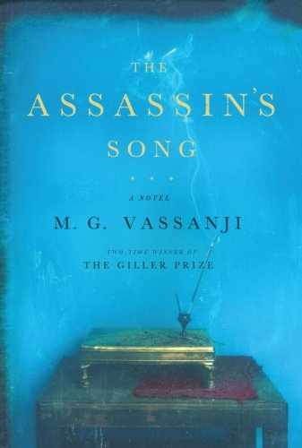 The Assassin's Song (Signed copy)