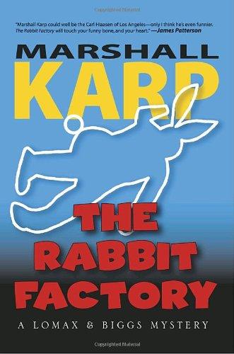 9780385664103: The Rabbit Factory: A Novel