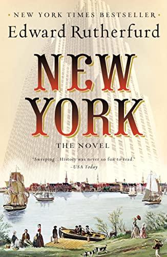 9780385664271: New York: The Novel