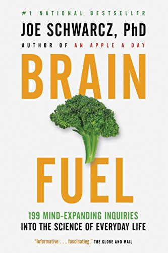 9780385666039: Brain Fuel: 199 Mind-Expanding Inquiries into the Science of Everyday Life