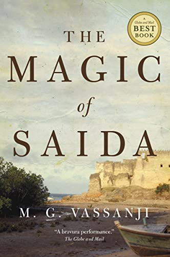 The Magic of Saida (0385667159) by Vassanji, M.G.
