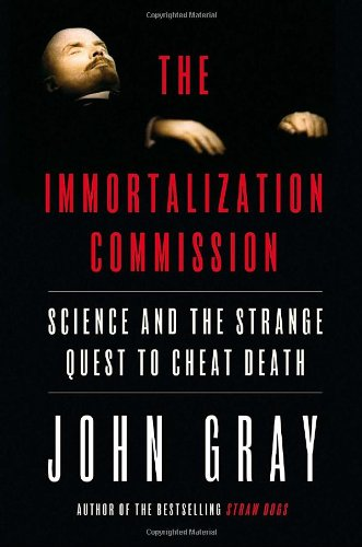 9780385667890: The Immortalization Commission: Science and the Strange Quest to Cheat Death