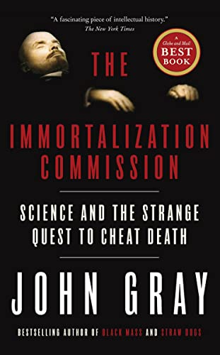 9780385667906: The Immortalization Commission: Science and the Strange Quest to Cheat Death