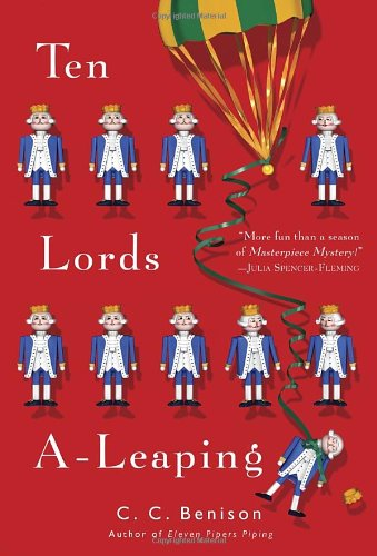 9780385670173: Ten Lords A-Leaping: A Mystery