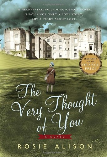9780385670524: Title: The Very Thought of You