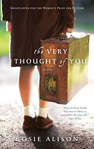9780385670548: The Very Thought of You