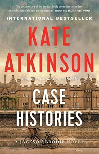 Case Histories: Kate Atkinson