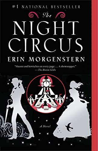 9780385671736: [ THE NIGHT CIRCUS BY MORGENSTERN, ERIN](AUTHOR)PAPERBACK