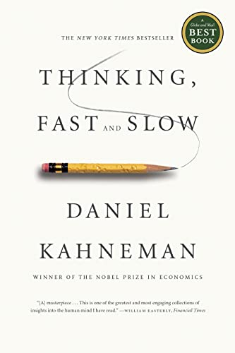 9780385676533: Thinking, Fast and Slow
