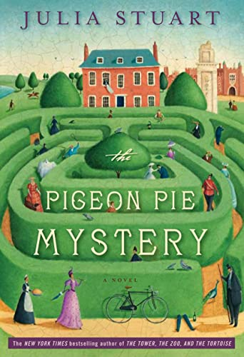 9780385676601: The Pigeon Pie Mystery: A Novel