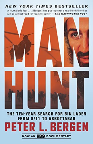 9780385676793: Manhunt: The Ten-Year Search for Bin Laden--from 9/11 to Abbottabad