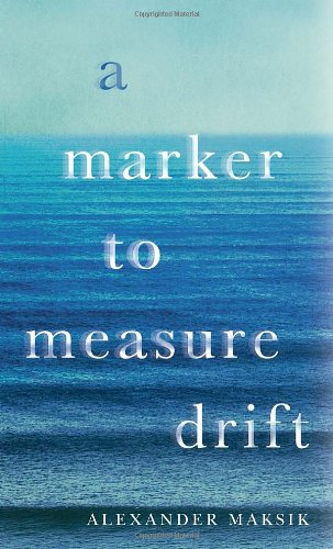 9780385679176: A Marker to Measure Drift