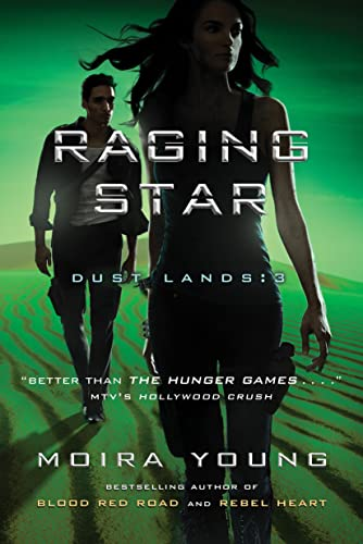 9780385679268: Raging Star: Dust Lands: 3
