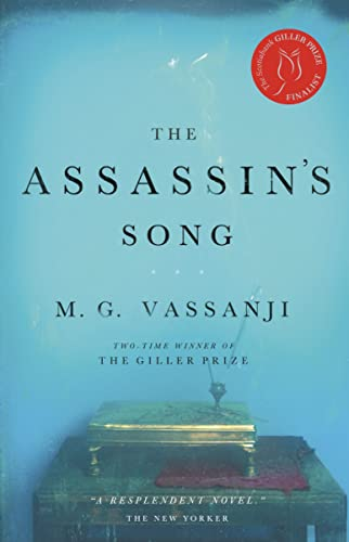 9780385680806: The Assassin's Song: A novel