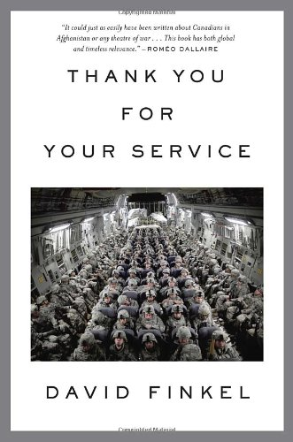 9780385680967: Thank You For Your Service