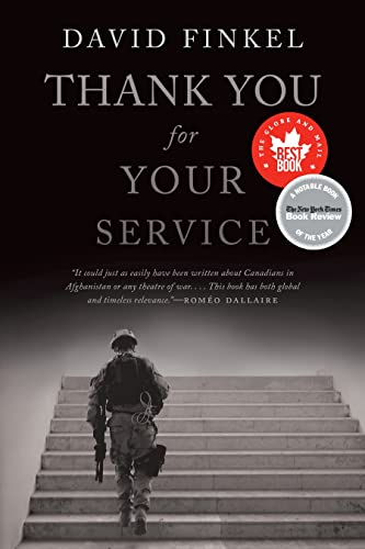 9780385680981: Thank You For Your Service