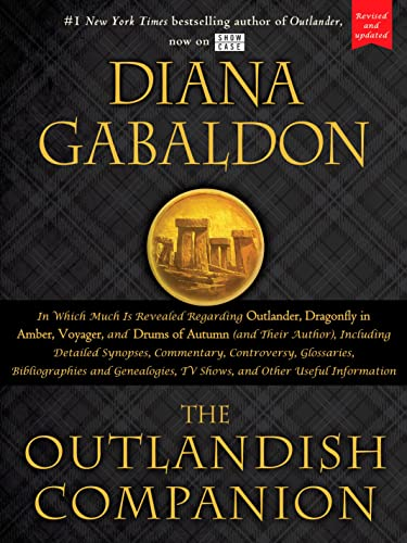 9780385685245: [(The Outlandish Companion: Companion to Outlander, Dragonfly in Amber, Voyager, and Drums of Autumn)] [Author: Diana Gabaldon] published on (March, 2015)