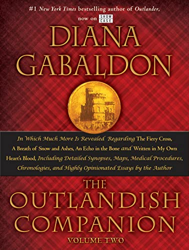9780385685528: The Outlandish Companion Volume Two