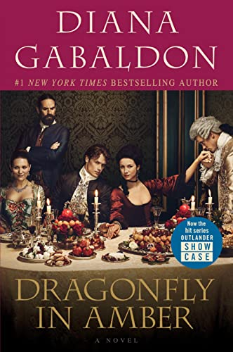 9780385686525: Dragonfly in Amber, TV tie-in (Outlander)
