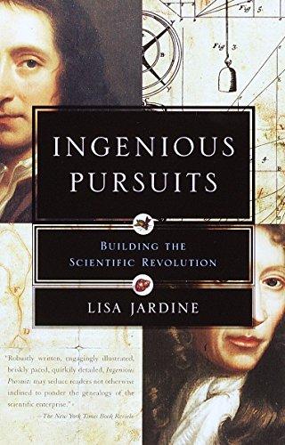 9780385720014: Ingenious Pursuits: Building the Scientific Revolution
