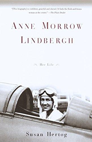 9780385720076: Anne Morrow Lindbergh: Her Life