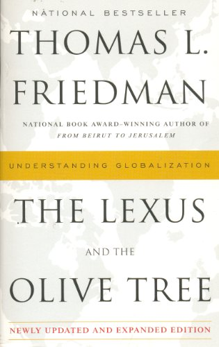 9780385720151: Lexus and the Olive Tree