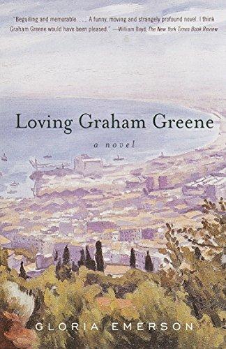 9780385720359: Loving Graham Greene: A Novel