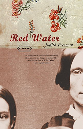 Red Water: Freeman, Judith