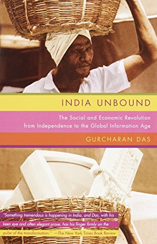 9780385720748: India Unbound: The Social and Economic Revolution from Independence to the Global Information Age